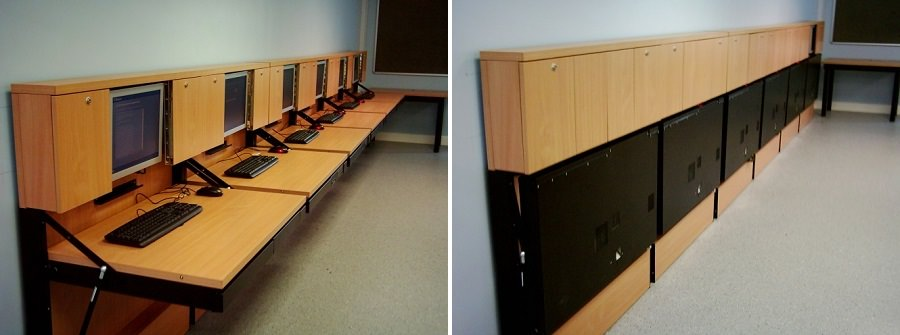 flexible ICT furniture
